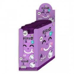 Kẹo 12 Gói Kẹo Playmore Vị Nho 12g Thái Lan [Có Logo 7-Eleven]