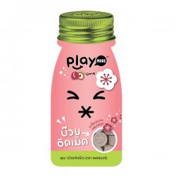 Kẹo Ngậm Play More Xí Muội Thái Lan 12g