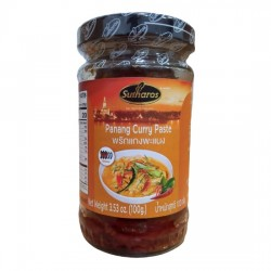 Sốt Cà Ri Panang Sutharos Panang Curry Paste 100g Thái Lan