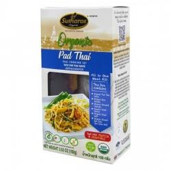 [Organic] Gia Vị Nấu Món Mì Xào Pad Thai Organic Sutharos 100g Thái Lan