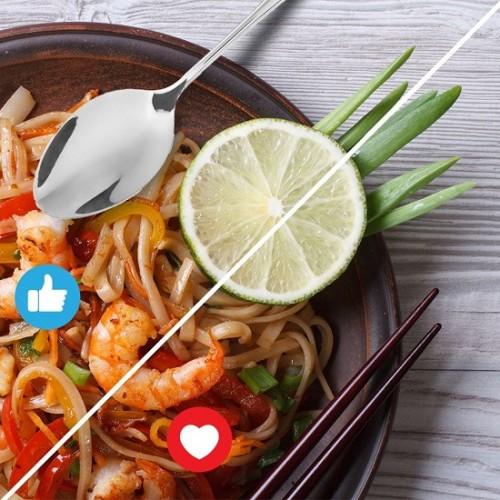 Gia Vị Nấu Món Mì Xào Hải Sản Pad Thai Sutharos 100g Thái Lan