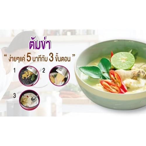 [Organic] Gia Vị Nấu Món Gà Nấu Riềng Tom Kha Organic Sutharos 180g Thái Lan