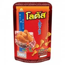 Bánh Đùi Gà Cay Dorkbua Lotus 50g Thái Lan