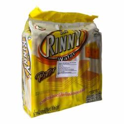 Bánh Xốp Kem Bơ Rinny Wafer Butter CTC104 Thái Lan [12+3 Cái]