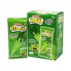 Bánh que trà xanh Tivoli Stick Green Tea thái lan
