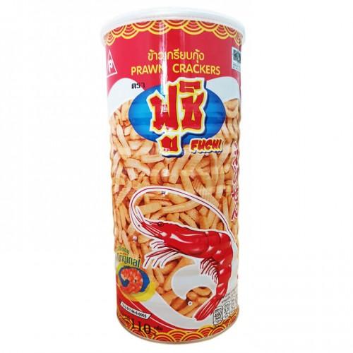 Bánh snack phồng tôm lon Fuchi thái lan - Prawn Crackers