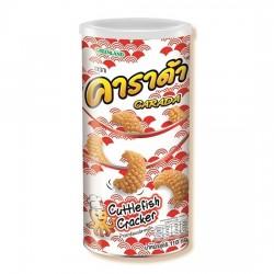 Bánh Snack Mực Nướng Carada Cuttlefish Cracker 110g Thái Lan