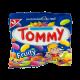 Kẹo dẻo trái cây Tommy Fruity gói 20g x 1 dây