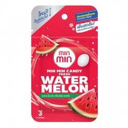 Kẹo Dưa Hấu Min Min Candy Fresh Watermelon 14g Thái Lan