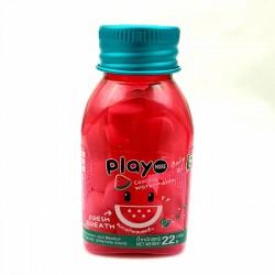Kẹo ngậm Play More dưa hấu thái lan 22g
