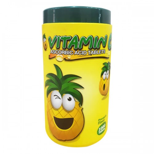 Kẹo ngậm Vitamin C thái lan