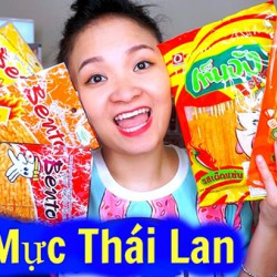 8 Loại Bánh Kẹo Huyền Thoại Của Thái Lan Không Thể Bỏ Qua