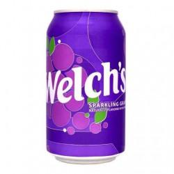 Nước Soda Nho Welch's 355ml CTC119 Nhập Khẩu Mỹ
