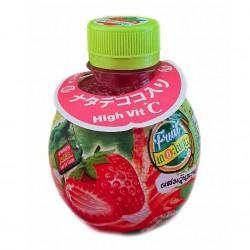 Nước Trái Cây Vị Dâu Bổ Sung Vitamin C Tăng Đề Kháng CTC91 220ml Thái Lan