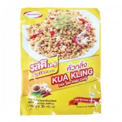 Bột gia vị cà ri xào thái lan - Ros Dee Kua Kling Hot Stir-Fried Curry