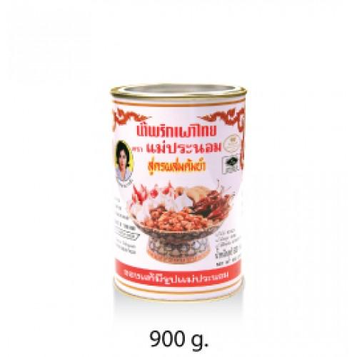 Dầu sa tế lẩu thái -  Chilli in Oil for Tom Yum