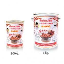 Dầu Sa Tế Dành Cho Lẩu Thái Maepranom Chili Oil For Tom Yum
