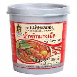 Gia Vị Cà Ri Đỏ Maepranom Red Curry Paste 380g Thái Lan