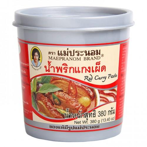 Gia vị cà ri đỏ thái lan - Red Curry Paste thái lan 380g