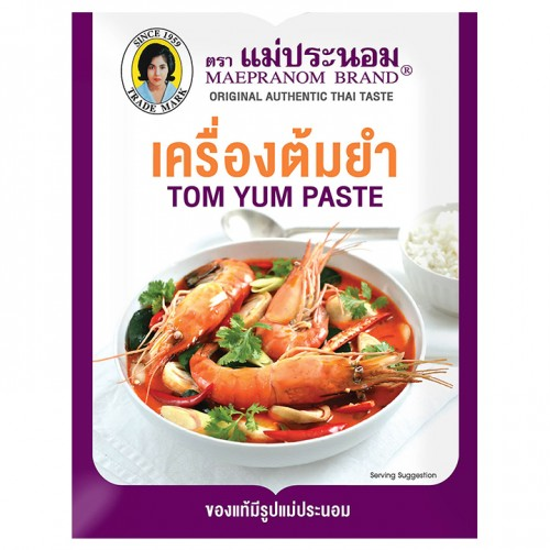 Sốt lẩu Thái Lan Tom Yum Mae Pranom Eufood gói 50g