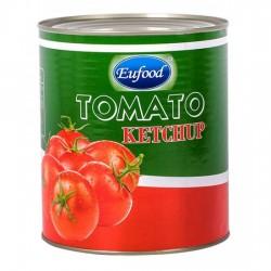 Sốt Cà Chua Eufood Tomato Ketchup 3200g Thái Lan