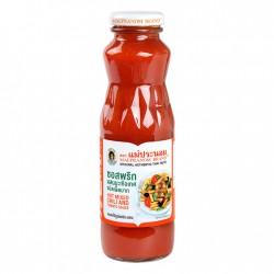 Tương Cà Ớt Cay Maepranom Hot Mixed Chili And Tomato Sauce 340g