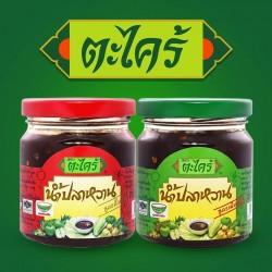 Mắm Ruốc Takrai Namplawan Dipping Sauce Thái Lan 225g