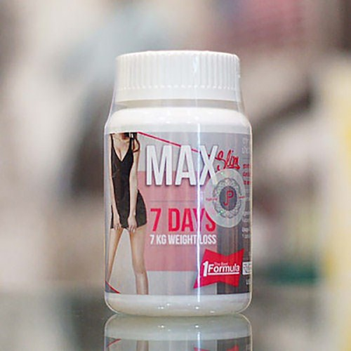 Thuốc giảm cân Max Slim 7 Days Thái Lan