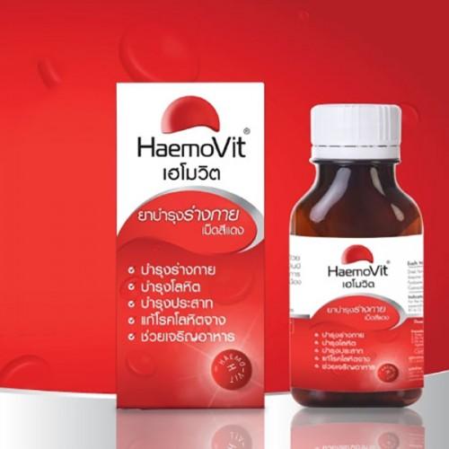Thuốc tăng cân Haemo Vit Thái Lan