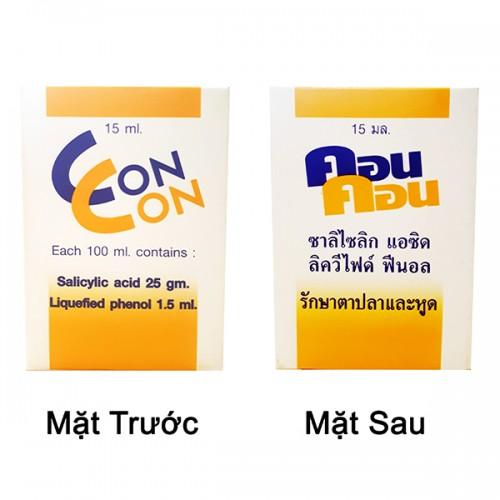 Thuốc Trị Mụn Cóc Con Con 15ml Thái Lan