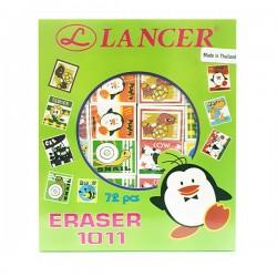 Gôm tẩy xóa bút chì Lancer Erasers Candy 1011 Thailand