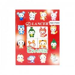 Gôm tẩy xóa bút chì Lancer Erasers ES102 Thailand
